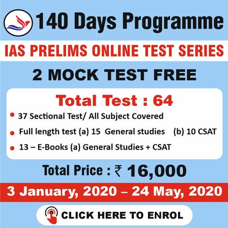 IAS Prelims 64 Tests Series-Combo Pack